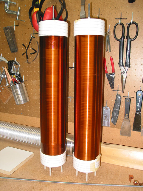 Secondary coils