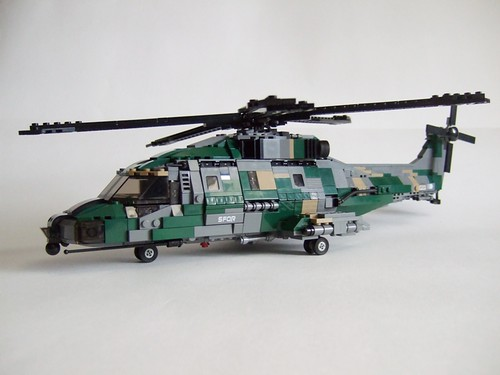 EH-191 Whirlwind helicopter