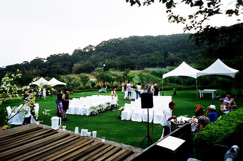[DD's wedding] 場地