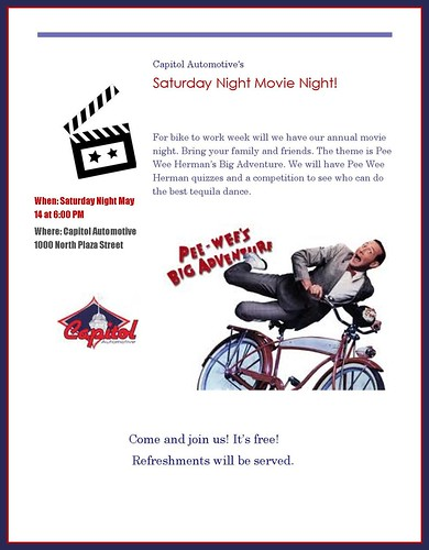 Bike Movie Night