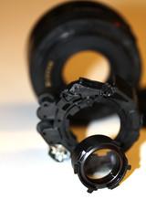 Canon EF 50mm f1.8 II - Broken 03