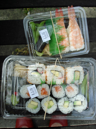 My Sushi Lunch