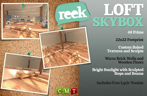 Reek - Loft Skybox