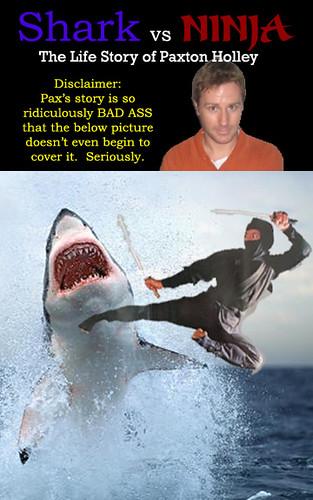 Shark v Ninja