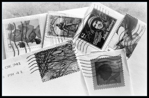Stamps B&W by you.