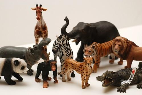 Schleich - Wild Animals