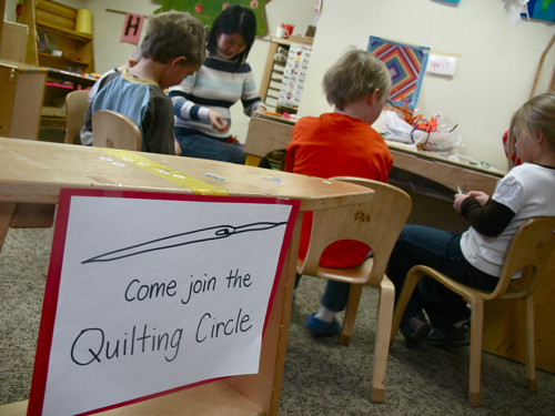 quilting circle