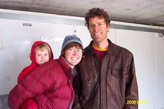 Beckley, Jenny & Bruce Wooster