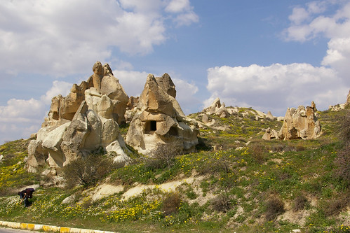 Cappodocia - Rock Houses 2 by you.