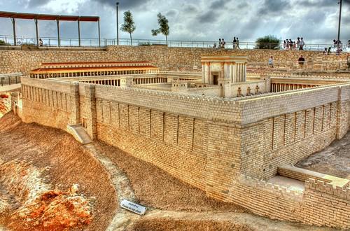 Jerusalem Model (HDR) 2