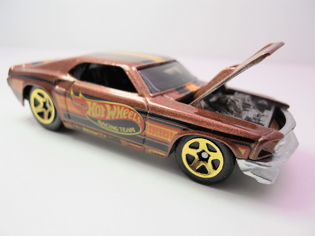 hot wheels cars of the decades 1969 ford mustang (2)