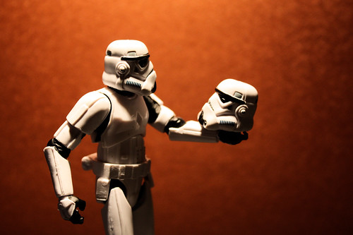 Stormtroopers 365 times a year