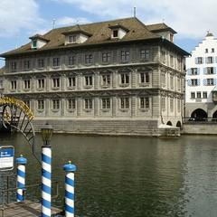 Rathaus in Barock
