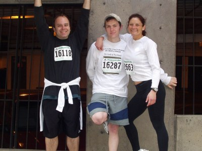 Team Saponified 2004 Shamrock Run