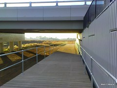 Palmers Road Underpass