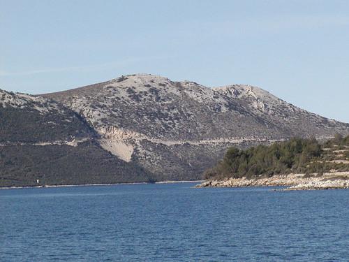 Secret Dalmatia - Dugi Otok seen from Rava