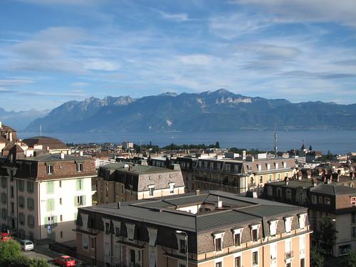 Lausanne tourisme 2