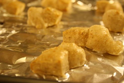 Baking Mochi