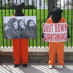 Guantanamo protest