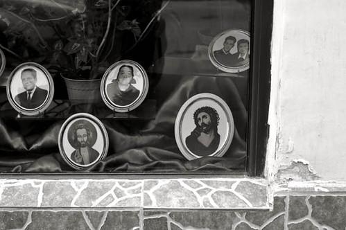 tomb stone Jesus Voicu Bojan