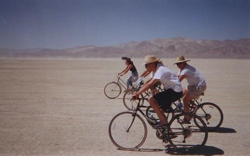 Burning Man 1996