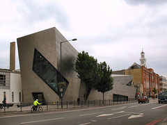 Libeskind - London Metropolitan University