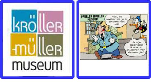 Kroller Muller / Pruller Muller