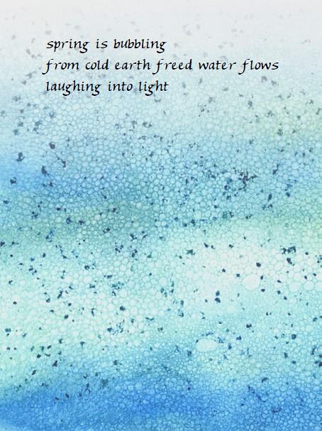 haiku bubbling