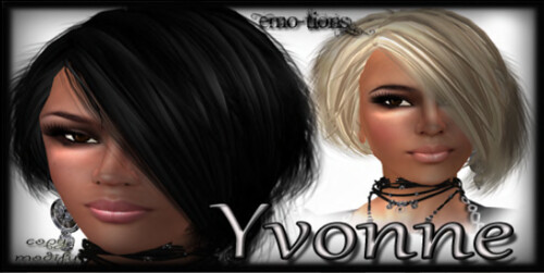 Yvonne by EMO-tions @ The Deck
