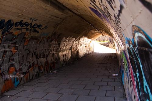 El tunel de La Chopera