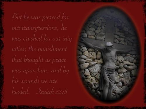 Jesus on Cross Wallpaper