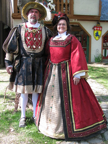 Joe and Cindy on Opening Weekend
