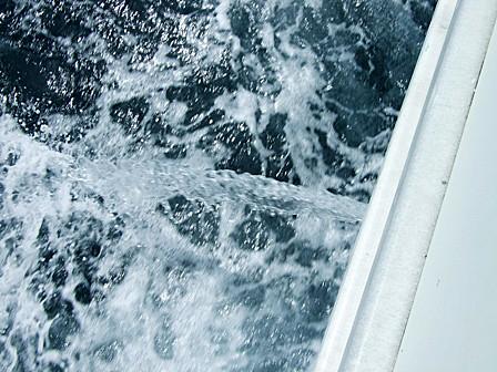 エンジン冷却水~おばこ丸