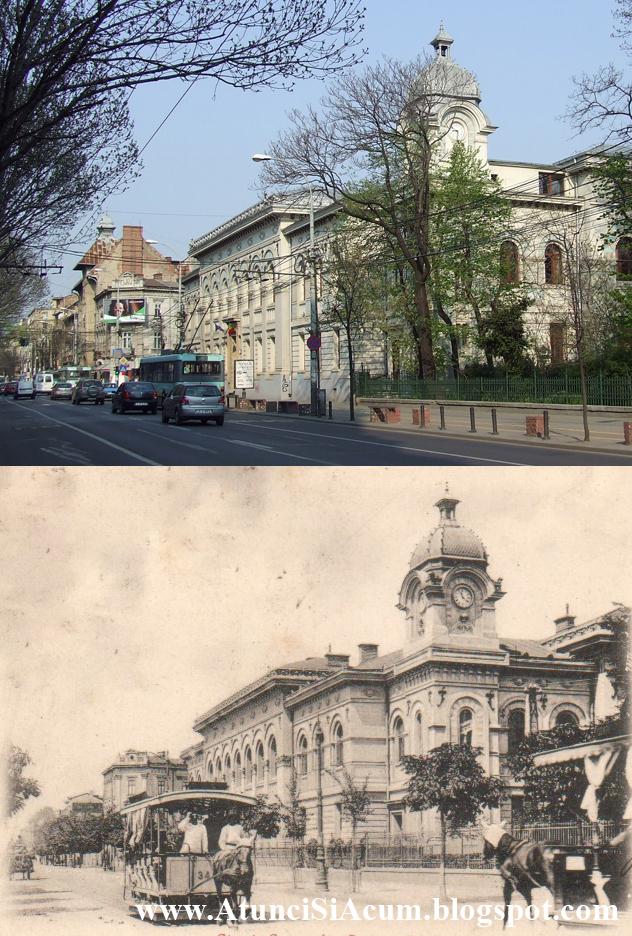 Bucuresti - Liceul Lazar