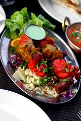 Tandoori Junction: Junction platter