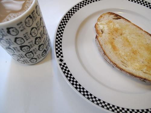 non-pc toast