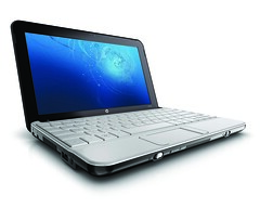 HP Mini 110 - White