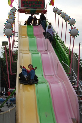 Lamest. Slide. Ever.
