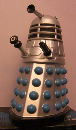 What's wrong with this Dalek?