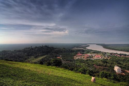 Jugra Hill