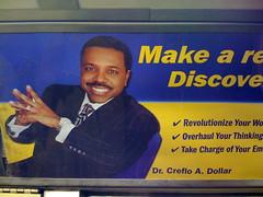 Dr. Creflo A. Dollar