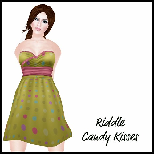 Riddle Candy Kisses