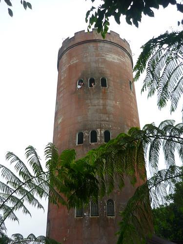 The Yokahu tower in El Yunque