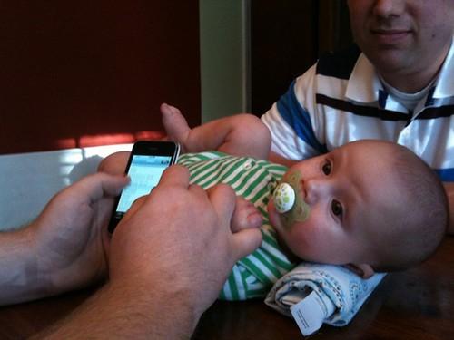 iPhone & Wesley