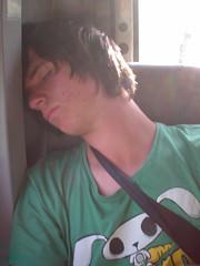 Ben Asleep