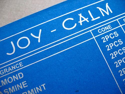 joy-calm