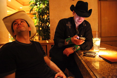 SxSW - Digital Cowboys at the Four Seasons