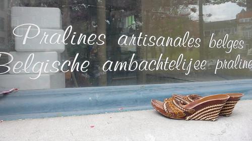 Pralines belges artisanales