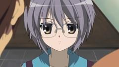 Yuki con Lentes
