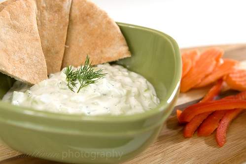 Homemade Tzatziki